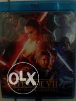 EPISODE VII Star Wars the force awakens blue ray HD