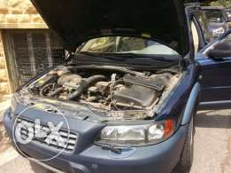 Clean volvo station for sale xc70 clean like new leather inside automatic ac