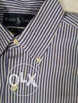 Genuine from USA Ralph Lauren Long Sleeve Shirt (used)