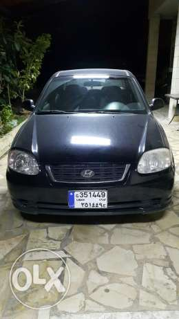 For sale hyundai accent 6000 usd
