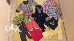 Boy clothes 2 years excellent condition 11 pcs