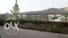 furnished apartment for rent in baadbat beit misik