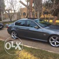 2009 bmw 335i xdrive ajnabiyeh navigation super clean 19 inch wheels