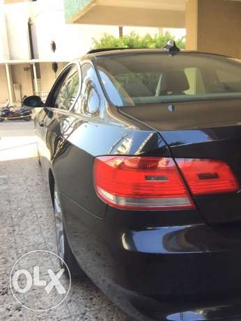 Bmw 328i coupe 60000 miles only black on black smg