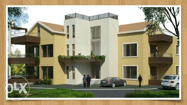 Deluxe Duplex for sale at jbeil area