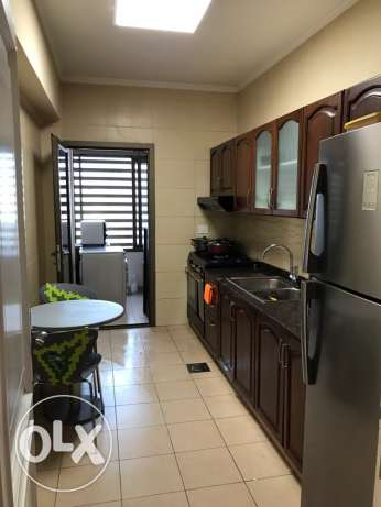 fully furnished 3 bedroom apartment near verdun coop