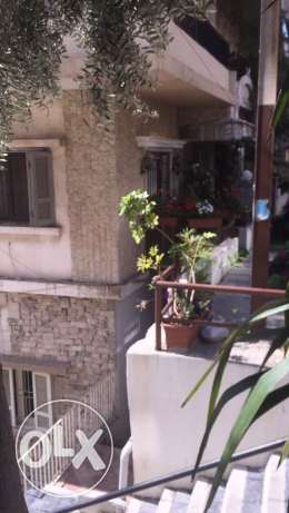 furnished apartment for rent achrafieh