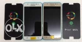 lcd samsung j5 gold & white color