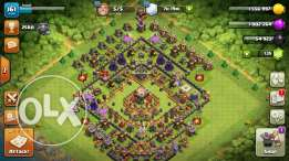 clash of clans iphone and samsung