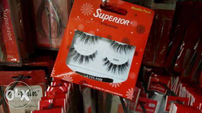 Superior eye lashes