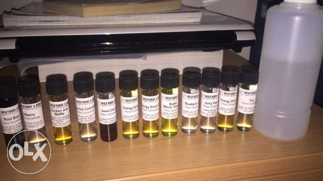 juice concentrates for making your own ejuice(vape)