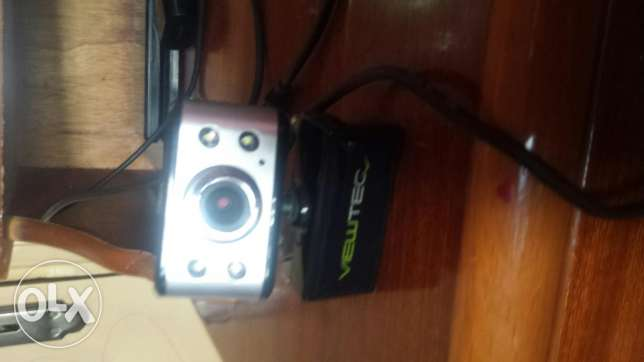 Camera for computer