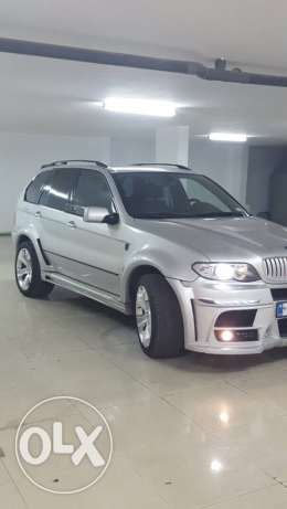 Bmw x5 IA hammen look model 2005 full option as new panoramic roof