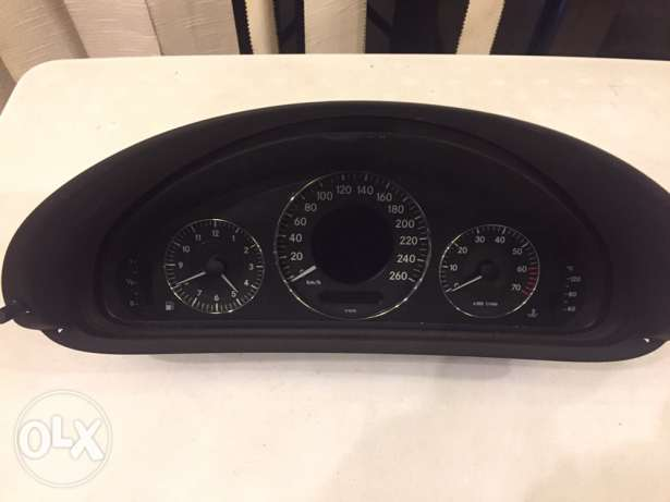 CLK - W209 German Odometer