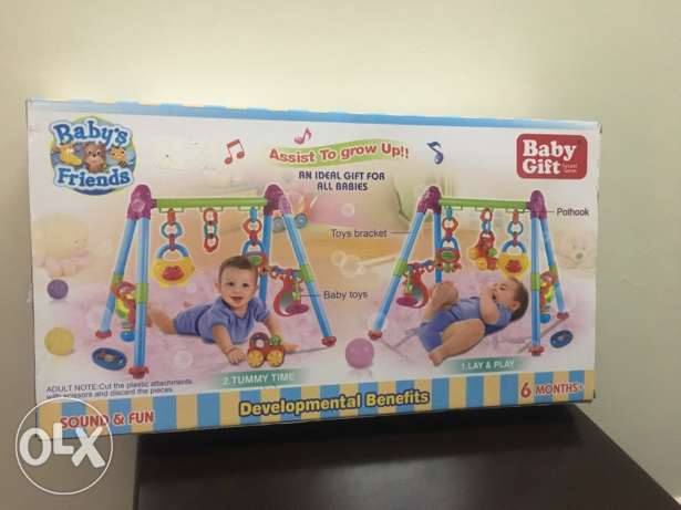 baby toy for floor mattress development toy