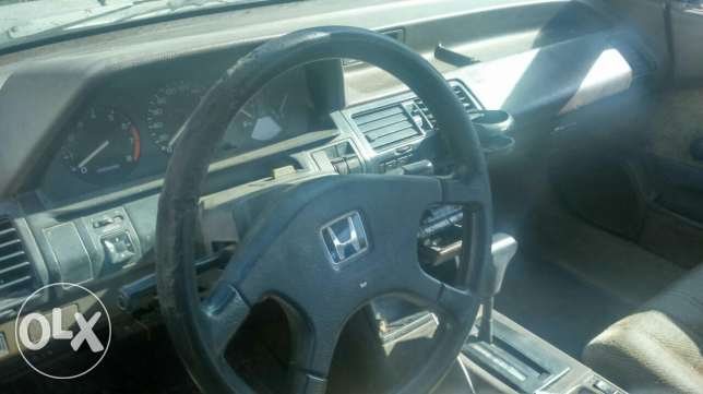 Honda accord 86 صور -  6