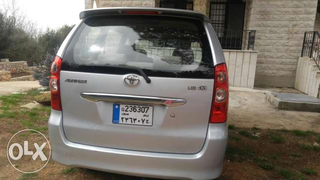 Toyota avanza 2009 in excellent conditions