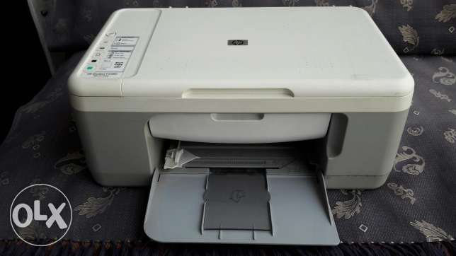 All in one deskjet hp printer