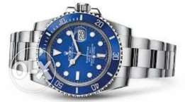 rolex Submariner blue