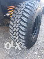 offroad tires and Rims
