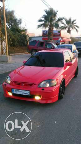 Honda civic حارة صيدا -  2