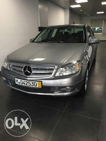 Mercedes benz c180 avantgarde model 2011 رياض الصلح -  1