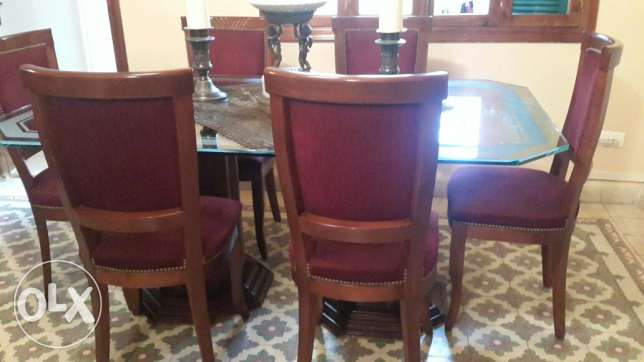 Furniture for sale(sofra) ضهر الصوان -  2