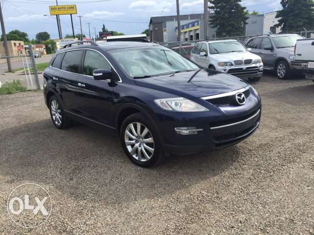 2009 MAZDA CX9 fully loaded newly arrived