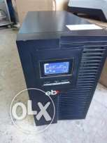 UPS Online 3kVA High Frequency + AVR Protection with Battery Inside