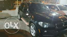 Bmw X5 sport package 2007 clean car fax one owner full options