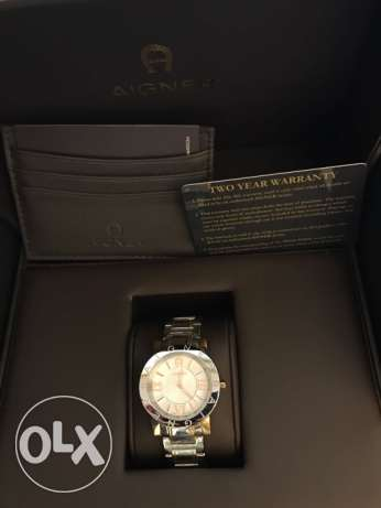Brand new AIGNER watches
