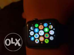 Apple watch 42mm excellent condition with protection n case