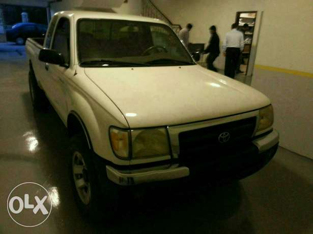 Toyota tacoma clean carfax انطلياس -  3
