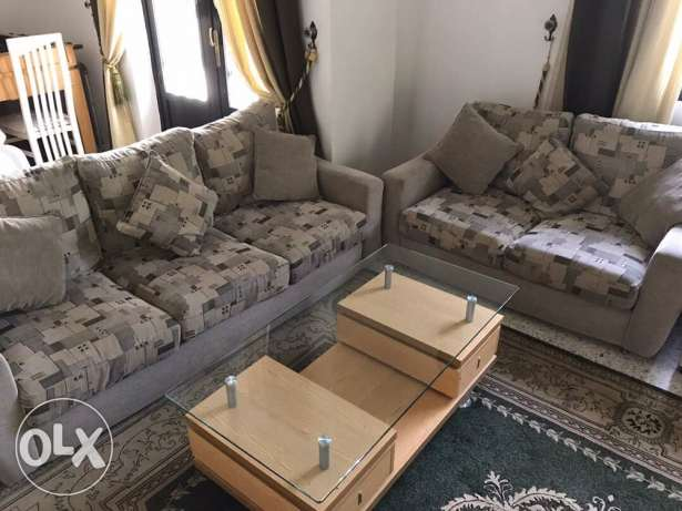 House Furnitures ( Saloon, Sofra, w oudet a3de)