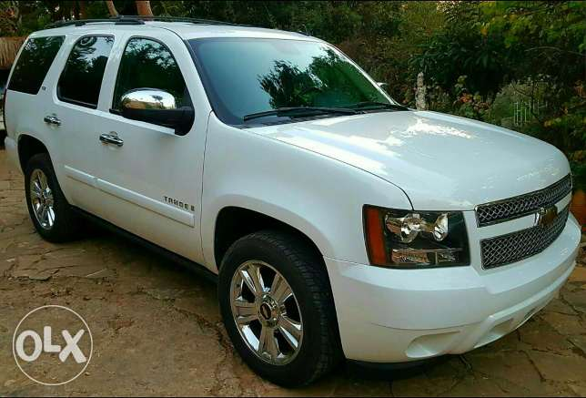 Special Chevy tahoe LTZ with original luxury package from company, USA
