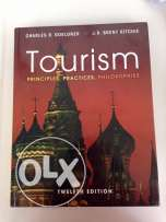 brand new tourism principles book