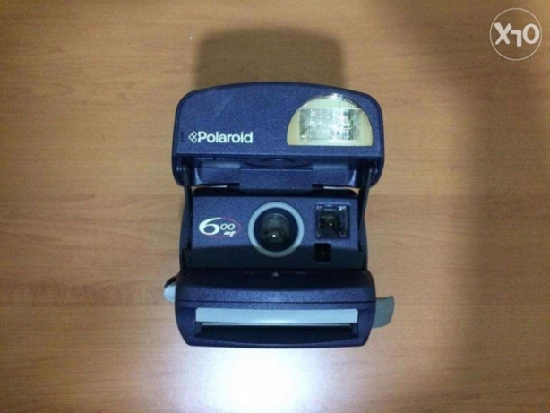 polaroid 600 af as good as new