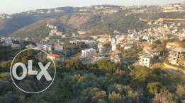 Land for sale in Wadi Chahrour