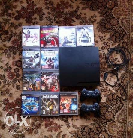 PS3 Package راس  بيروت -  1