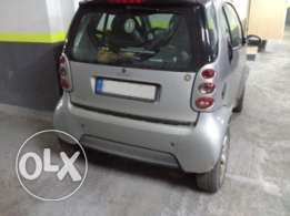 Smart Fortwo passion model 2007 Silver