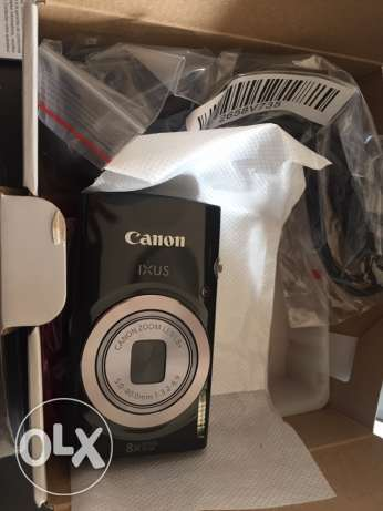 canon ixus 160 with 8 gb memory card. 20 MP
