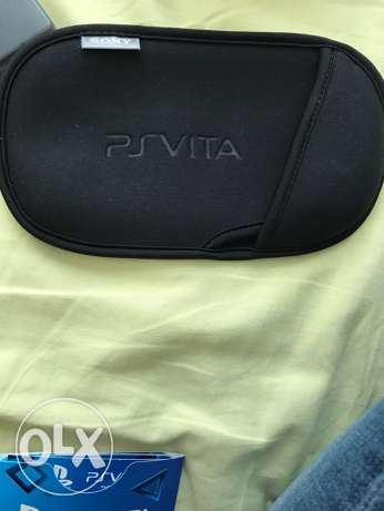 ps vita (sony) perfect condition with accessories