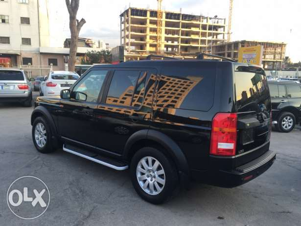 Land Rover LR3 V8 SE 2005 Black/Black in Excellent Condition! بوشرية -  6