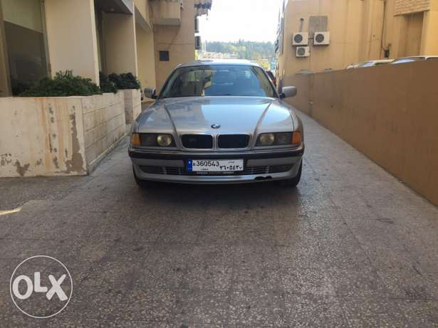 bmw 728 for sale هلالية -  1