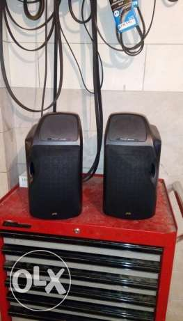 2 speakers JVC for sale
