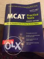 MCAT practice tests KAPLAN