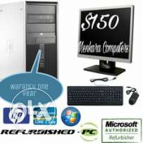 Hp core2duo 3000 6m cash