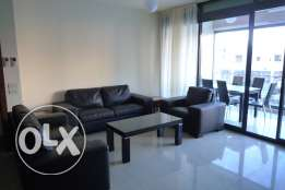 Furnished 2 bedrooms in Hamra + parking