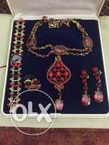 set of necklace