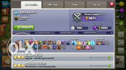 Clash of clans townhall 9 max